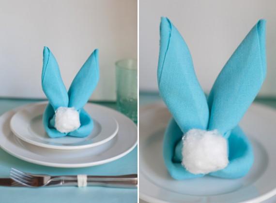 Bunny-Tail-Napkin-Fold