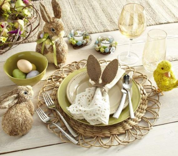 55 Tasteful Decorating Ideas For Your Festive Easter Table