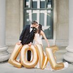 The Best Valentine's Day-Inspired Wedding Details