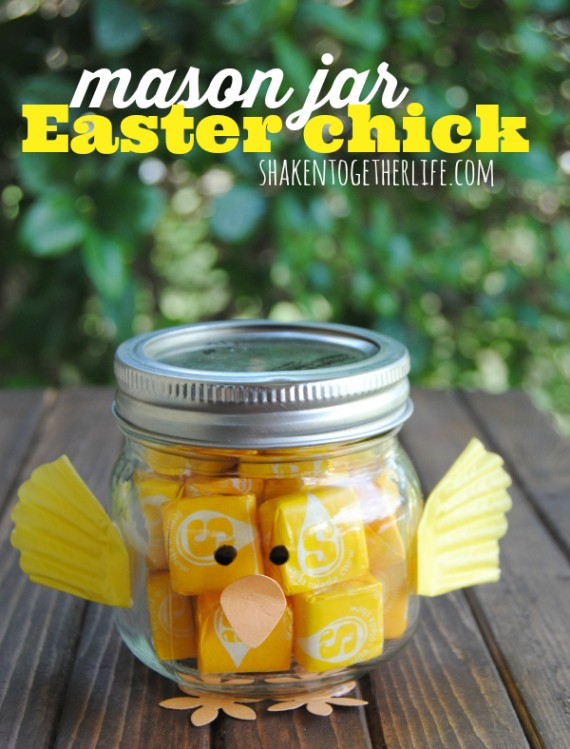 Favorite Easter Mason Jar Ideas Family Holiday Net Guide To Family Holidays On The Internet
