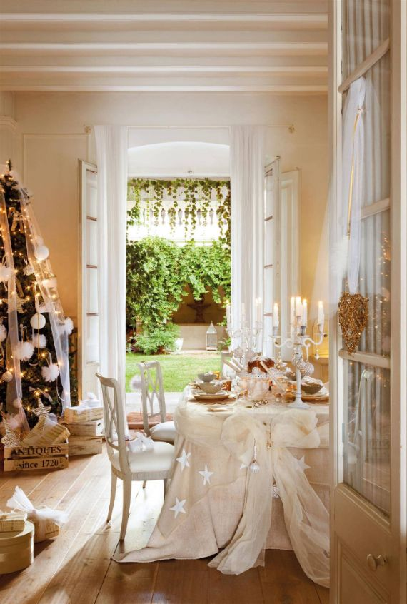 80 BEST CHRISTMAS TABLE IN THE WORLD 11