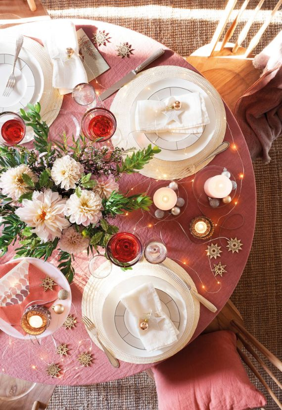 80 BEST CHRISTMAS TABLE IN THE WORLD 13