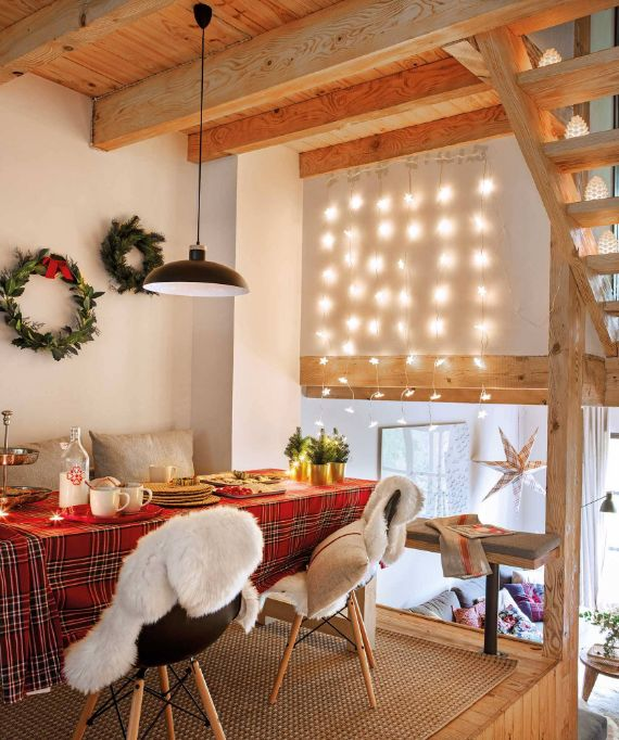80 BEST CHRISTMAS TABLE IN THE WORLD 14