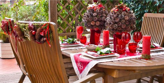80 BEST CHRISTMAS TABLE IN THE WORLD 16