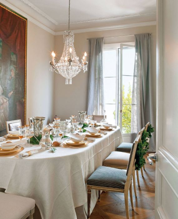 80 BEST CHRISTMAS TABLE IN THE WORLD 19
