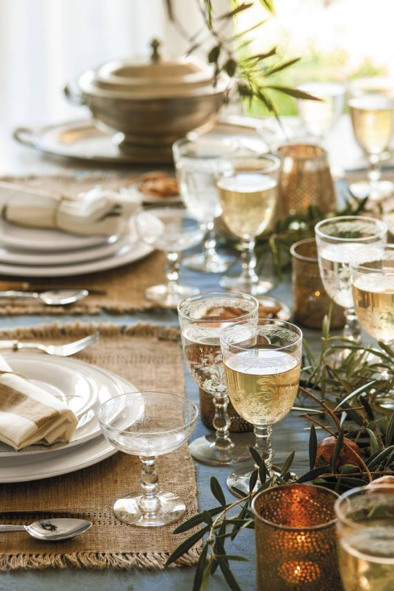 80 BEST CHRISTMAS TABLE IN THE WORLD 2