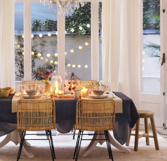 80 BEST CHRISTMAS TABLE IN THE WORLD 22