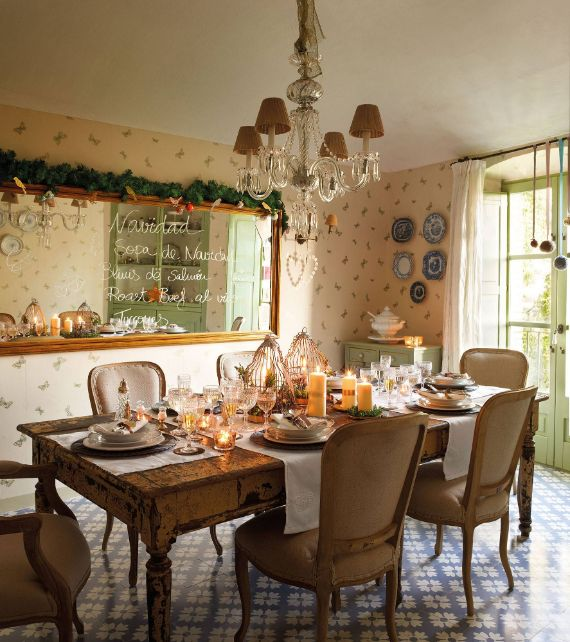 80 BEST CHRISTMAS TABLE IN THE WORLD 25