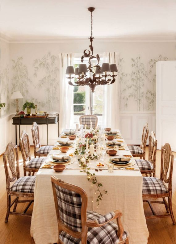 80 BEST CHRISTMAS TABLE IN THE WORLD 29
