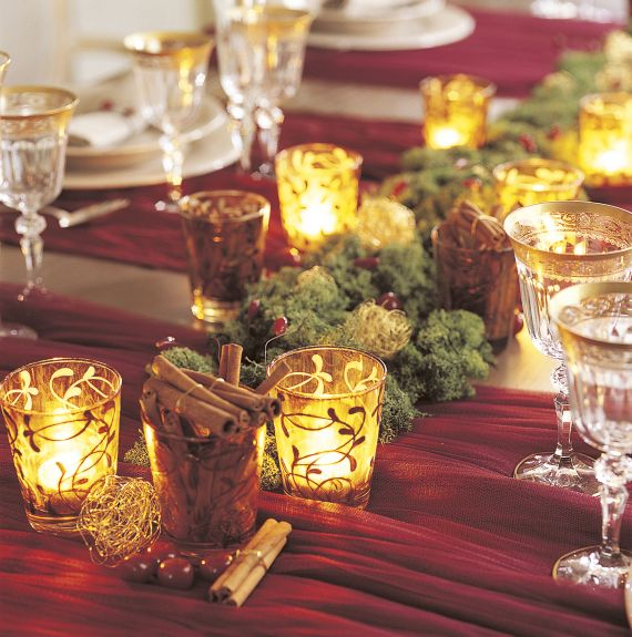 80 BEST CHRISTMAS TABLE IN THE WORLD 3