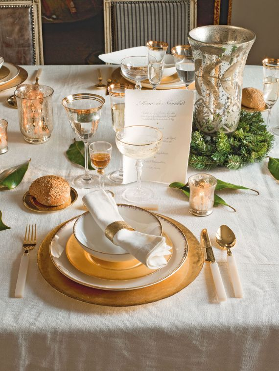 80 BEST CHRISTMAS TABLE IN THE WORLD 38