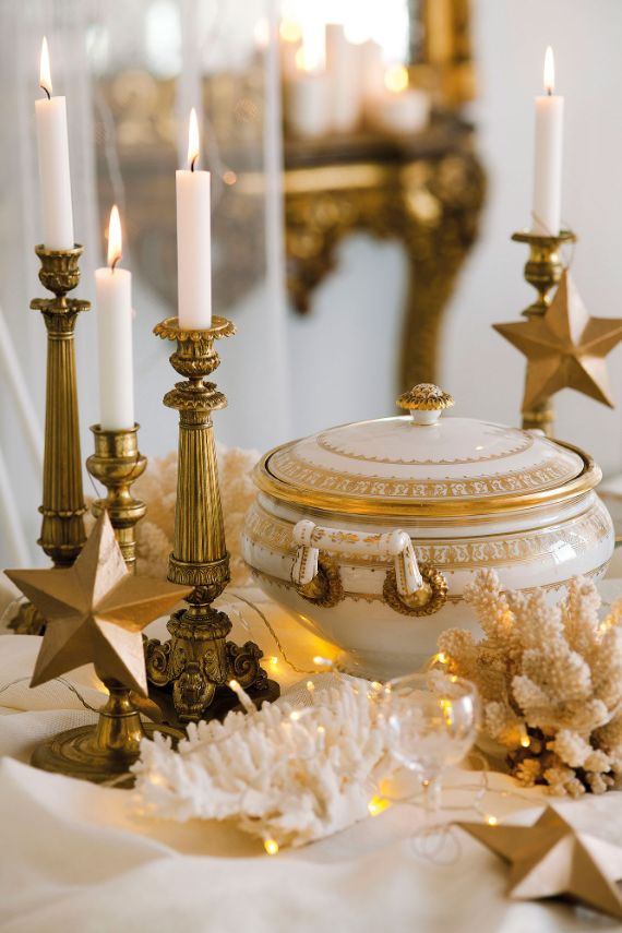80 BEST CHRISTMAS TABLE IN THE WORLD 40