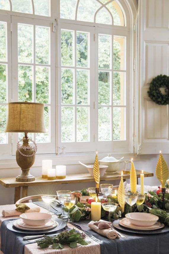 80 BEST CHRISTMAS TABLE IN THE WORLD 41