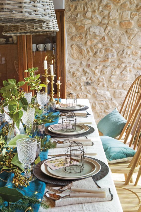 80 BEST CHRISTMAS TABLE IN THE WORLD 42