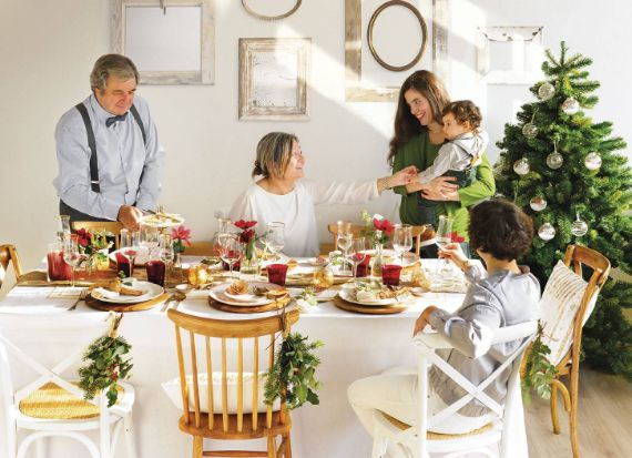 80 BEST CHRISTMAS TABLE IN THE WORLD 43