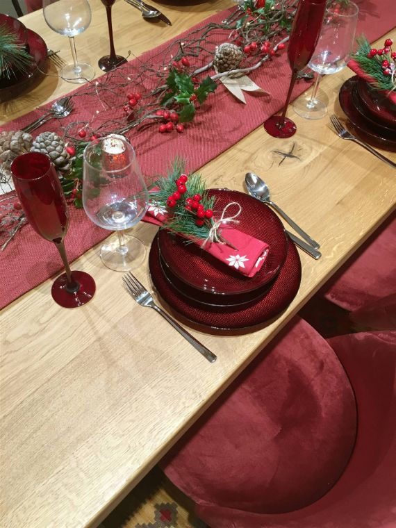 80 BEST CHRISTMAS TABLE IN THE WORLD 50