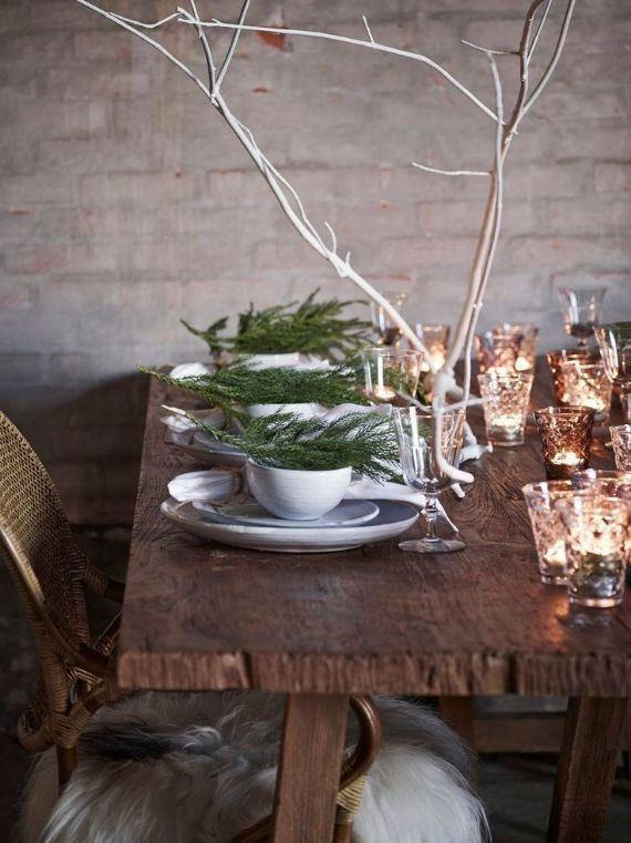 80 BEST CHRISTMAS TABLE IN THE WORLD 53