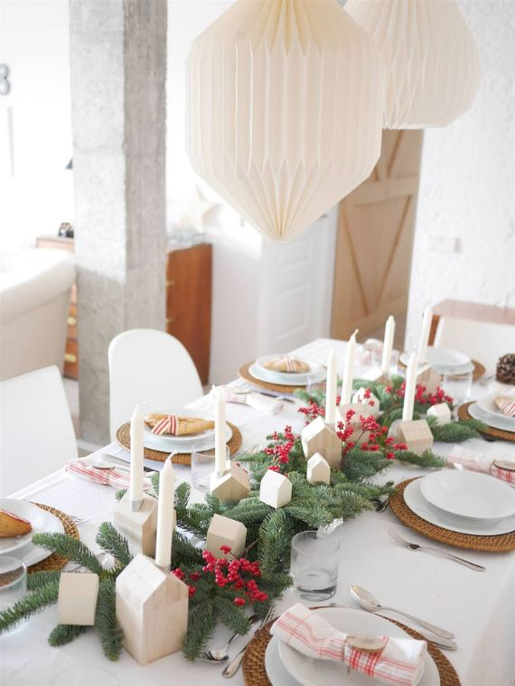 80 BEST CHRISTMAS TABLE IN THE WORLD 55