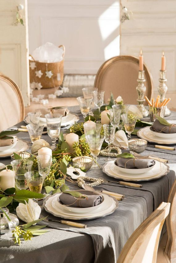 80 BEST CHRISTMAS TABLE IN THE WORLD 56