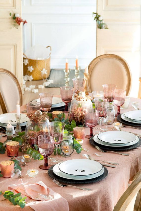 80 BEST CHRISTMAS TABLE IN THE WORLD 57