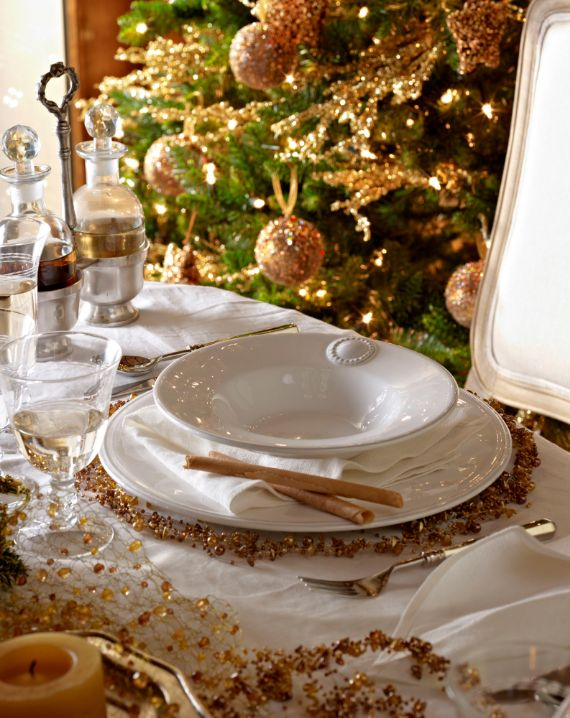80 BEST CHRISTMAS TABLE IN THE WORLD 6