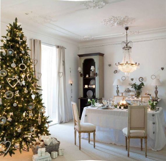 80 BEST CHRISTMAS TABLE IN THE WORLD 62