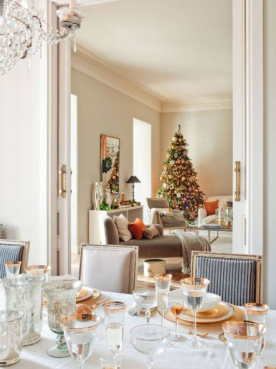 80 BEST CHRISTMAS TABLE IN THE WORLD 63