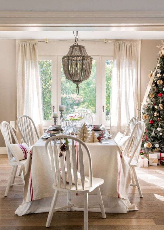 80 BEST CHRISTMAS TABLE IN THE WORLD 72