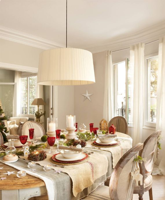 80 BEST CHRISTMAS TABLE IN THE WORLD 73