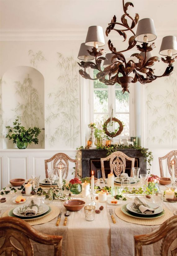 80 BEST CHRISTMAS TABLE IN THE WORLD 75