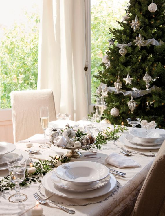 80 BEST CHRISTMAS TABLE IN THE WORLD 8
