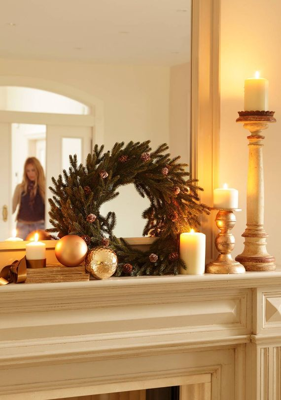 Unique WREATH Ideas to Inspire You This CHISTMAS 13