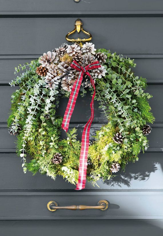 Unique WREATH Ideas to Inspire You This CHISTMAS 19