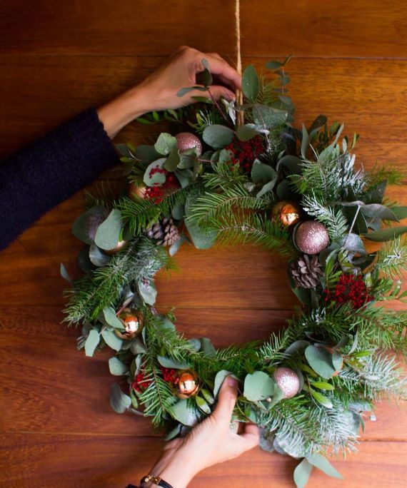 Unique WREATH Ideas to Inspire You This CHISTMAS 22