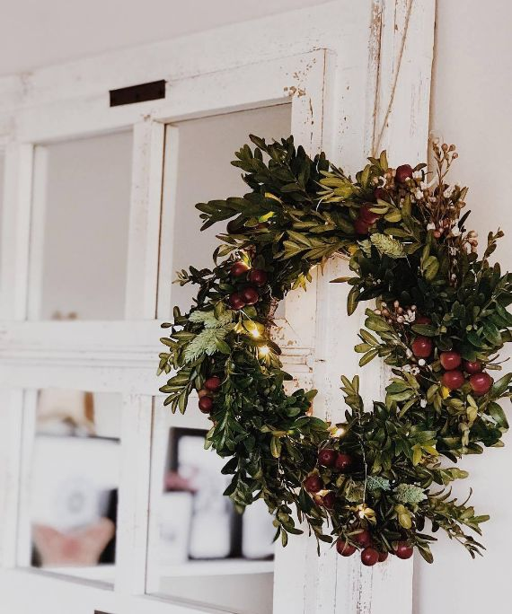 Unique WREATH Ideas to Inspire You This CHISTMAS 27