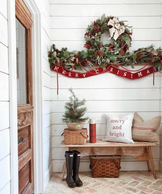 Unique WREATH Ideas to Inspire You This CHISTMAS 36