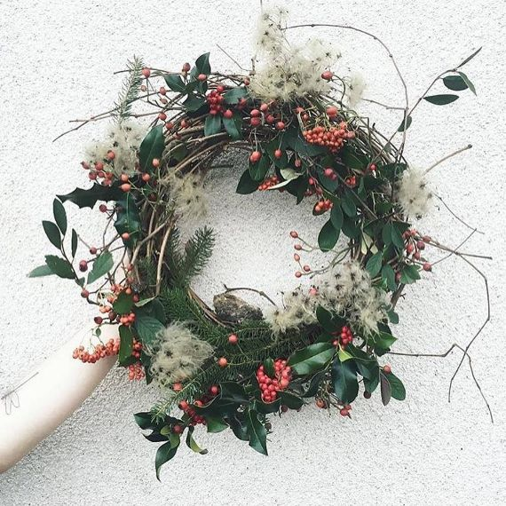 Unique WREATH Ideas to Inspire You This CHISTMAS 38