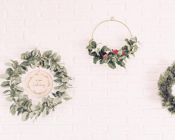 Unique WREATH Ideas to Inspire You This CHISTMAS 39