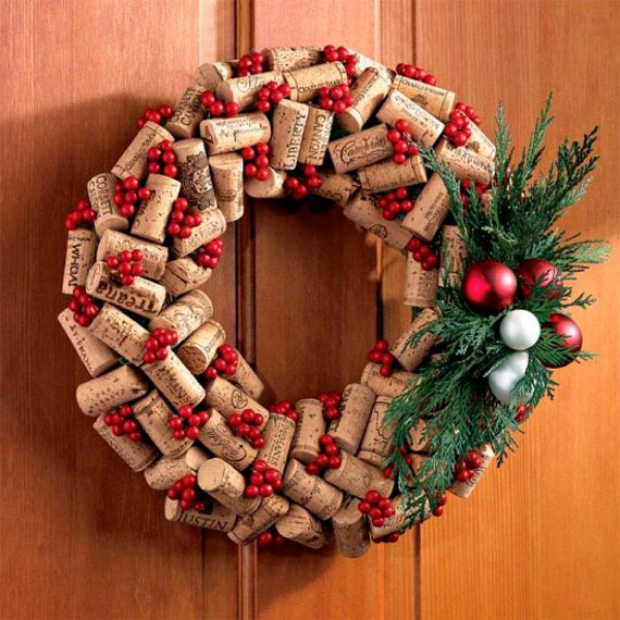 Unique WREATH Ideas to Inspire You This CHISTMAS 41