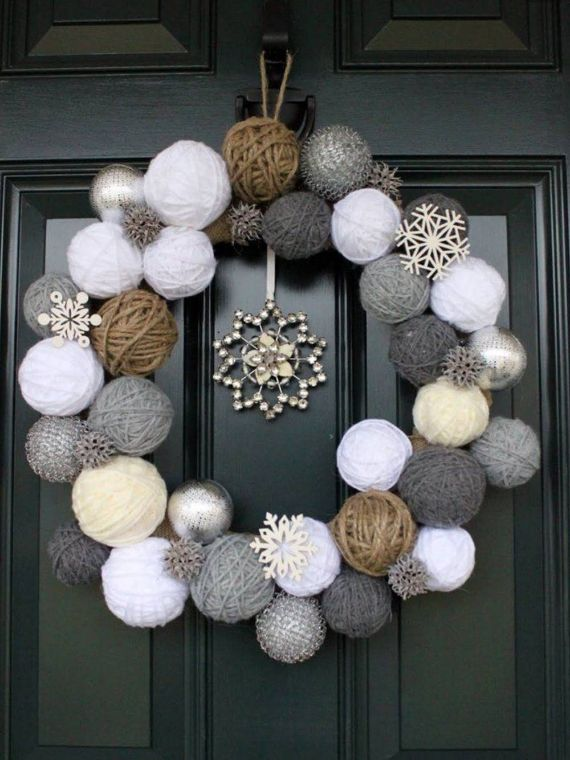 Unique WREATH Ideas to Inspire You This CHISTMAS 42