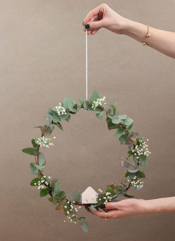 Unique WREATH Ideas to Inspire You This CHISTMAS 43