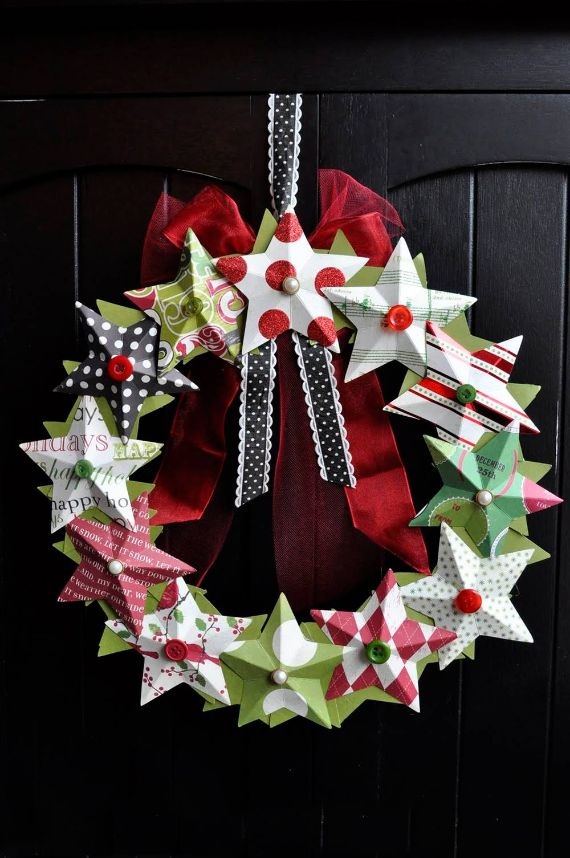 Unique WREATH Ideas to Inspire You This CHISTMAS 44