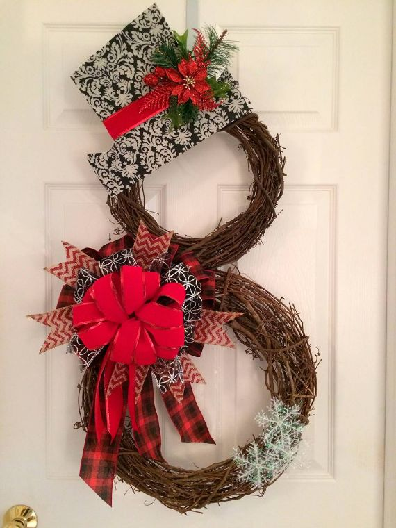 Unique WREATH Ideas to Inspire You This CHISTMAS 45