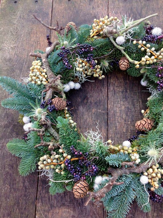 Unique WREATH Ideas to Inspire You This CHISTMAS 46