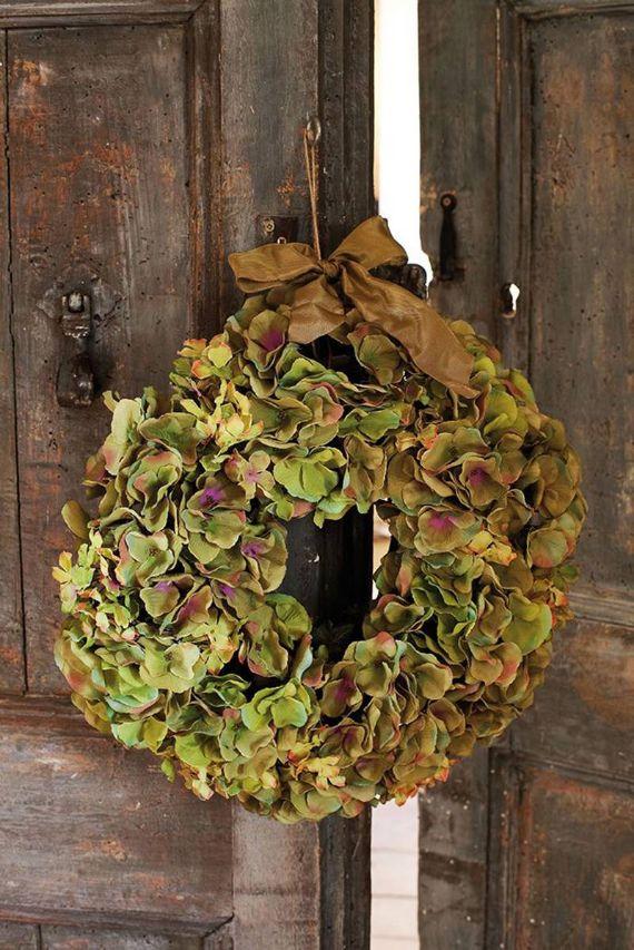 unique wreath for Christmas 6