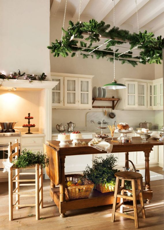 christmas kitchen 10