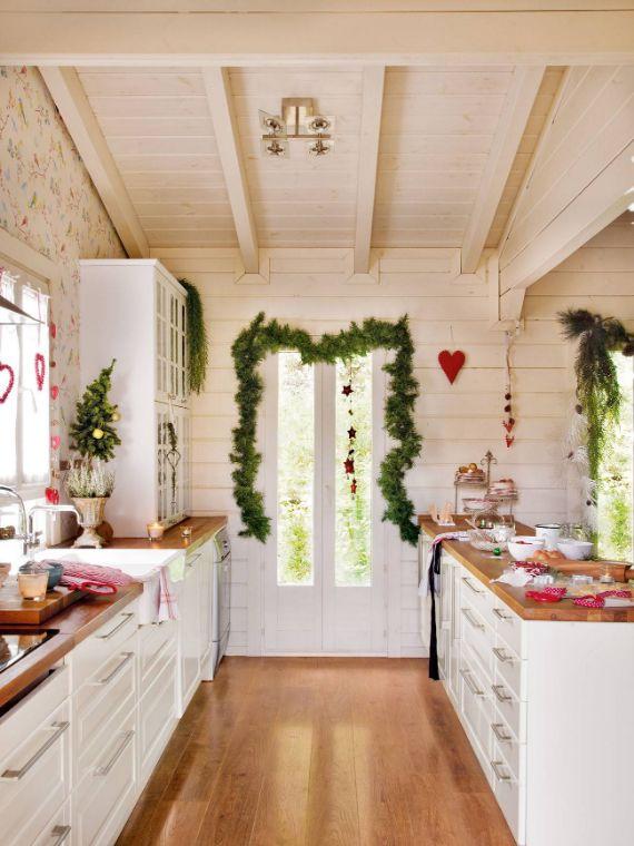 christmas kitchen 11