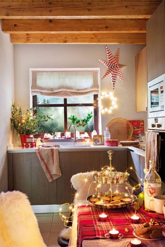 christmas kitchen 13