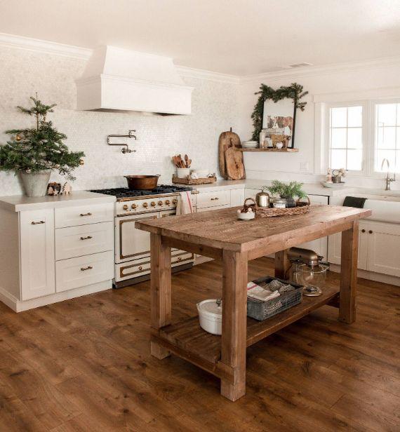 christmas kitchen 16