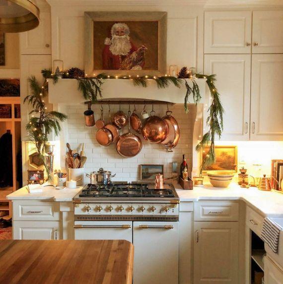 christmas kitchen 17